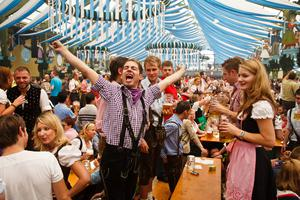 Munich and Oktoberfest are synonymous