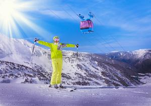 Andorra is one of the most affordable ski destinations