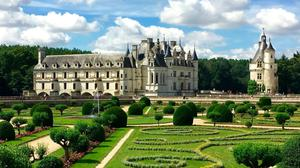 Chateau de Chenonceau is one of the region's jewels and famous, apart from its spectacular beauty, for the succession of legendary women associated with it