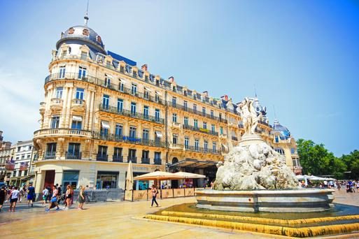 montpellier the most surprising city break in the south of france. Black Bedroom Furniture Sets. Home Design Ideas