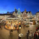 Tis the season: Frankfurt Christmas market dates back to 1393