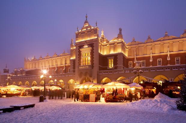 Christmas City.Krakow 24 Hours In Poland S Most Perfect Christmas City