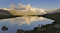 The Swiss canton of Valais is a region of breathtaking beauty and is home to many of Switzerland's highest peaks, including the iconic Matterhorn, inspiration for the Toblerone's shape