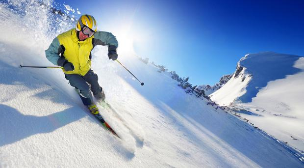 On the piste with Joe Brolly in Andorra - 'Think Ibiza on ice'