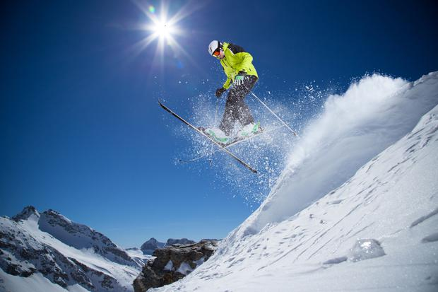 Val D'Isere offers high quality, snow-sure slopes for everyone