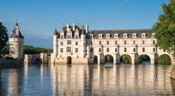 The Loire Valley is famous for its historic chateaux and gardens which were once the holiday homes of France's royalty. Chenonceau is the best known.