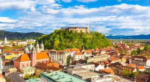 Ljubljana is one of the prettiest and most atmospheric cities in the world
