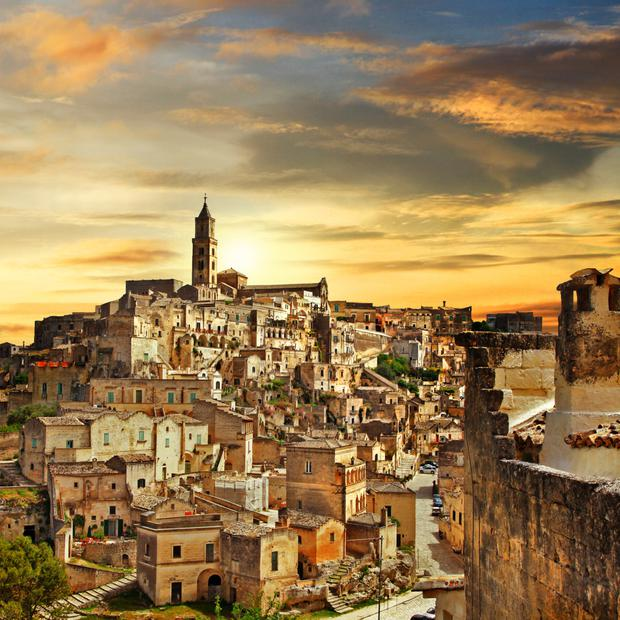 Hidden gem: The stunning ancient city of Matera