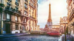 Paris... 'one of the great cities of the world'