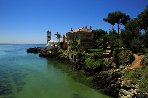 Cascais which is a short train ride from Lisbon