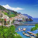 Italian escape: The Sorrento peninsula is full of stunning views