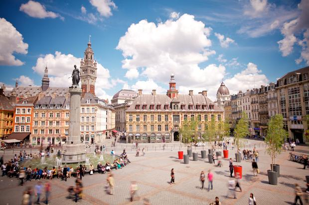 Grand Place, Lille