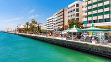 Holiday hotspot: Lanzarote is a perennial favourite with Irish holidaymakers