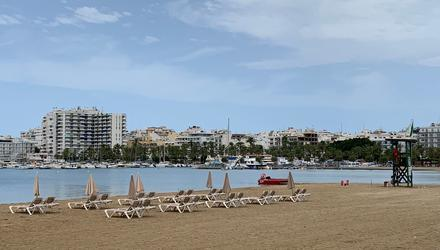 Ibiza has been added to the green list (Tom Pilgrim/PA)