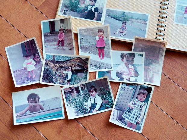 A generic photo of a selection of old family photos. PA Photo/thinkstockphotos.