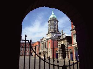Dublin Castle. Photo: Fáilte Ireland