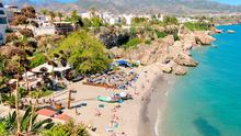 Nerja, on Spain's Costa del Sol. Photo: Deposit