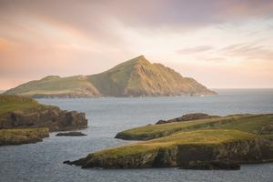 The best views from Bray Head in Valentia, Co Kerry are from the 19th-century signal tower