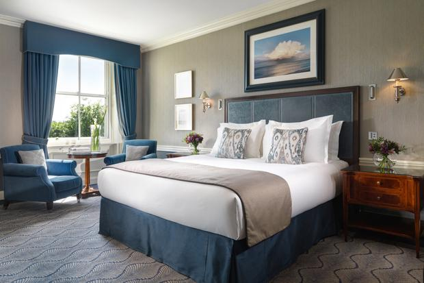A Heritage Parkview room at The Shelbourne