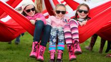 Children at Electric Picnic