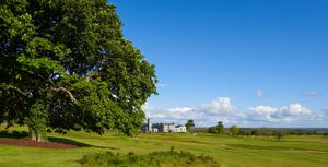 The 18th Century manor house of Glenlo Abbey Hotel was originally built by the Ffrench family, one of the original tribes of Galway merchant families