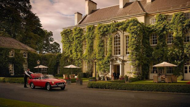 Mount Juliet is without doubt one of the best hotels in Ireland