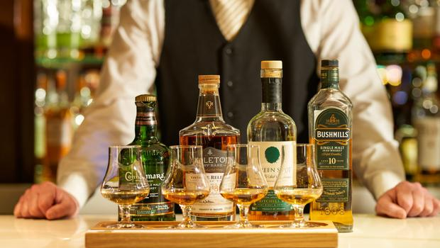 Irish whiskeys are in the crosshairs of the Trump administration