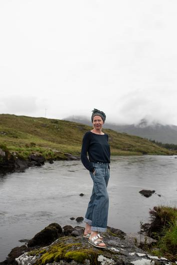 Cliodhna Prendergast is a writer and photographer who lives in Ballynahinch