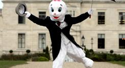 Easter Egg Hunt: The Radisson Blu is holding an egghunt in its four acres of gardens