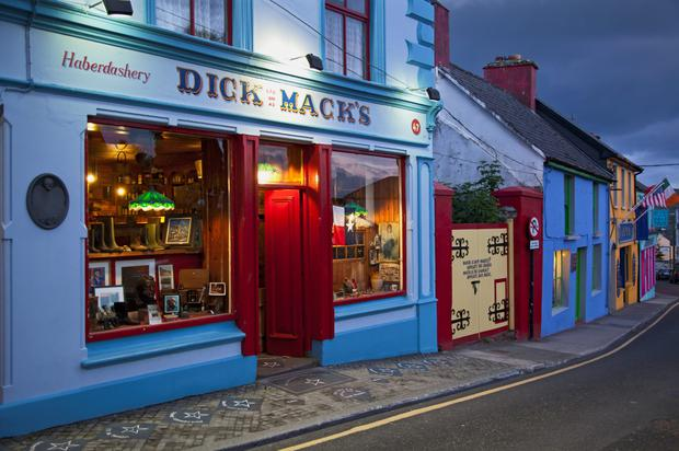 Dick Mack's Pub in Dingle, Kerry