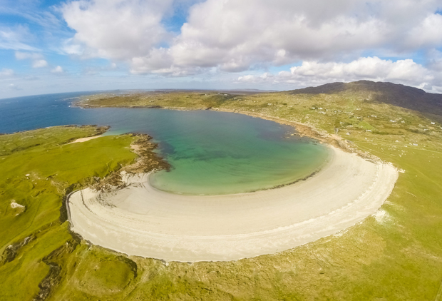 Swimming Ban Introduced On Four Galway Beaches Over Bacteria  |Galway Beaches