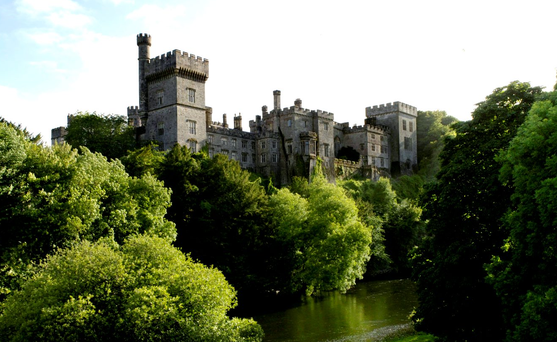 Lismore Castle Gardens. Photo: Tourism Ireland