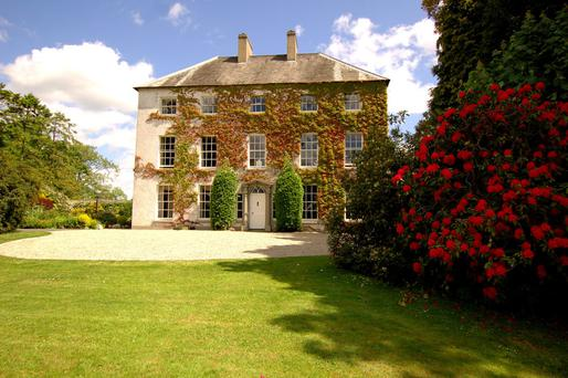 No 2: Blissful peace - Newforge House in Armagh.