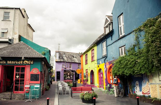 Foodie town: Kinsale continues to attract the numbers.