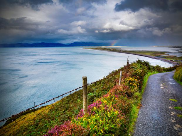 The Wild Atlantic Way is one example of a success story that can be used as a template for the idea of rural-proofing. Photo: Getty Images/National Geographic