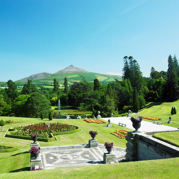 Powerscourt, Wicklow