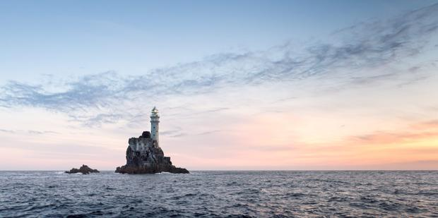 Located between Cape Clear and Mizen Head, the iconic Fastnet lighthouse, known as the teardrop of Ireland, has long been a symbol of west Cork