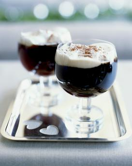 There is now no official standard on how Irish Coffee should be made Photo: Getty Images