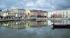 Wexford town was founded around 800 AD by Vikings - and remained in Viking hands until a Norman/Irish alliance in 1169 laid siege to the settlement