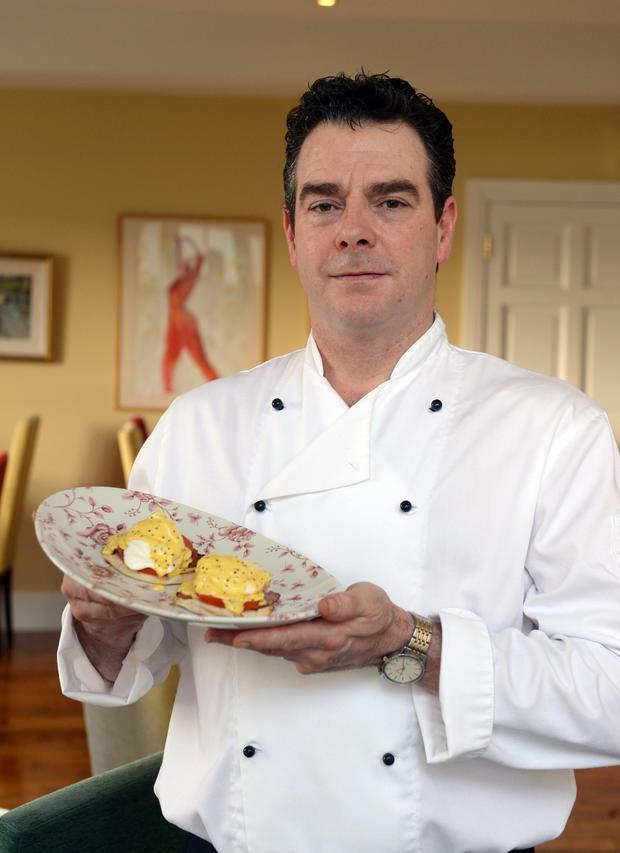 Breakfast kin: Brian Heaton of Castlewood House