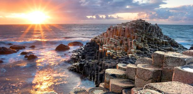 Map Of Ireland Giants Causeway.Causeway Coast Driving Guide What To Do And See Around Northern