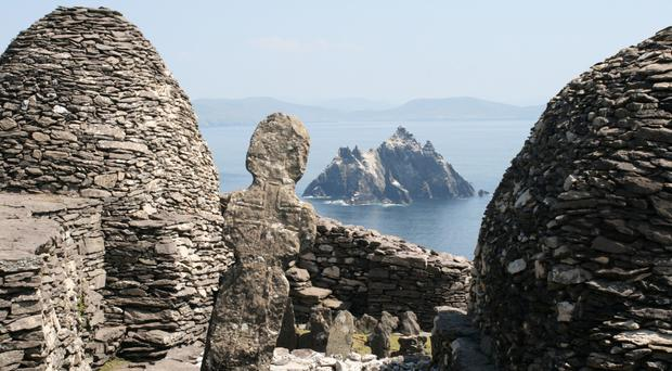 Kerry: Following the last Jedi to the Skelligs
