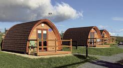 Ardmore Glamping Pods, Co Waterford