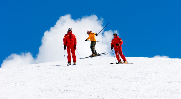 Prodollano ski resort in the Sierra Nevada mountains. Photo: Deposit