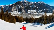 Whizzing around: Austria is a skiier's paradise, but even if you don't ski, there are plenty of other options to entertain you.
