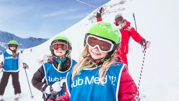 Ski holidays with club med