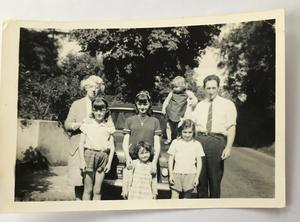 Evelyn Cosgrove and her sisters decided against a summer holiday and opted instead to feast on holiday photos from the summer of '64 — 'our first-ever family holiday' in Gortahork, Co Donegal