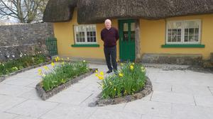Eamon Ryan rents a thatched cottage in Adare, Co Limerick