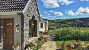Daly's House B&B in Doolin, Co Clare