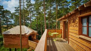Center Parcs Longford Forest has been back open since last week.